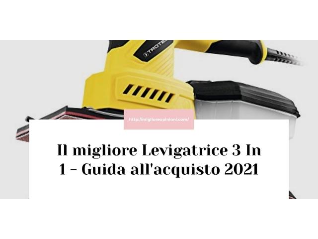 La top 9 levigatrice 3 in 1 nel 2021