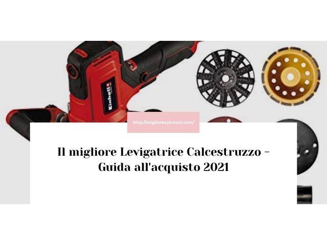 Le migliori marche di Levigatrice Calcestruzzo italiane