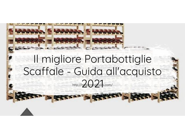 Le migliori marche di Portabottiglie Scaffale italiane