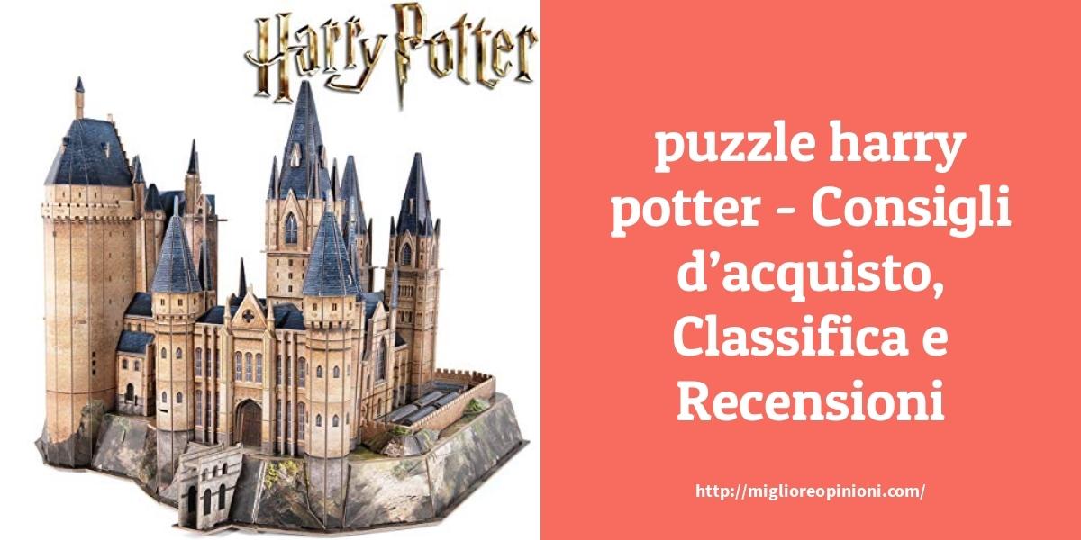 Maggiore 10 puzzle harry potter – Ecco quale scegliere en 2021