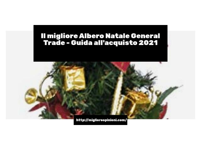 Le migliori marche di Albero Natale General Trade italiane