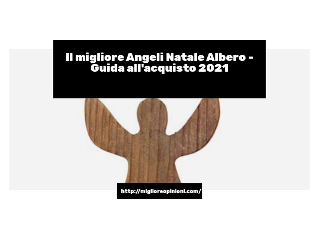 La top 10 angeli Natale albero nel 2021