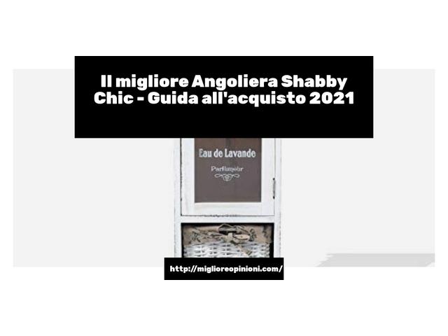 Le migliori marche di Angoliera Shabby Chic italiane