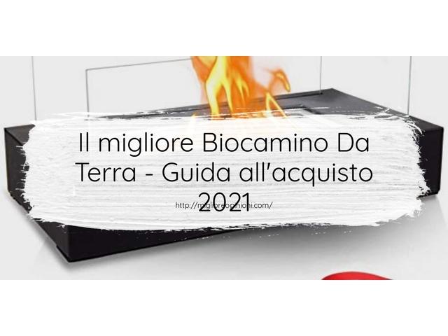 Le migliori marche di Biocamino Da Terra italiane