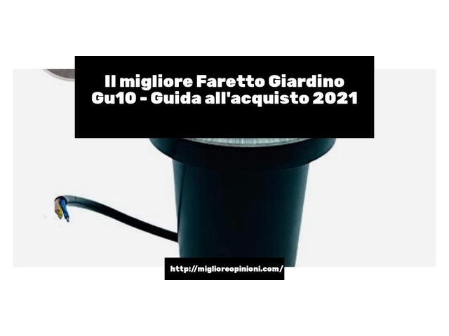 Le migliori marche di Faretto Giardino Gu10 italiane