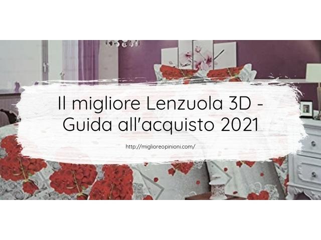 Le migliori marche di Lenzuola 3D italiane