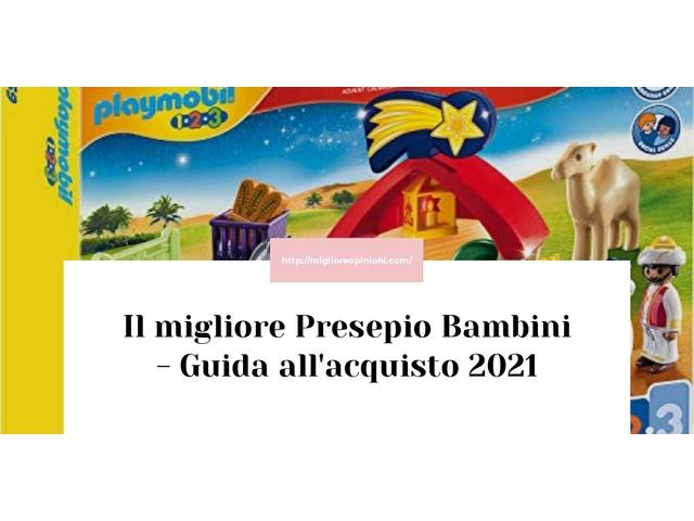 La top 9 presepio Bambini nel 2021