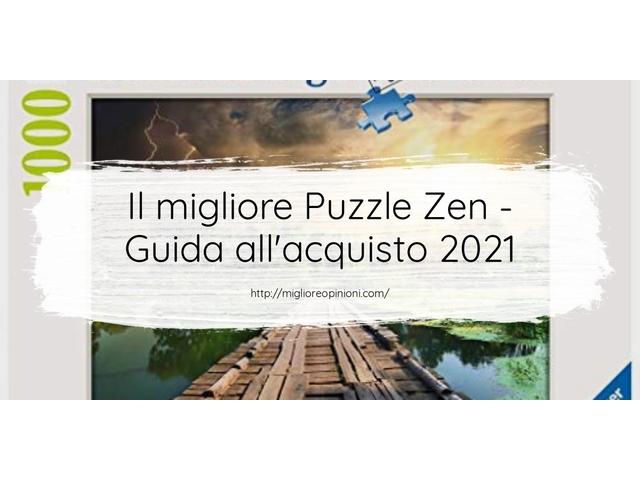 La top 10 puzzle zen nel 2021