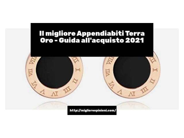 Le migliori marche di Appendiabiti Terra Oro italiane