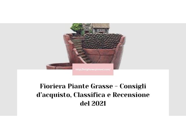 Fioriera Piante Grasse : Consigli d'acquisto, Classifica e Recensioni