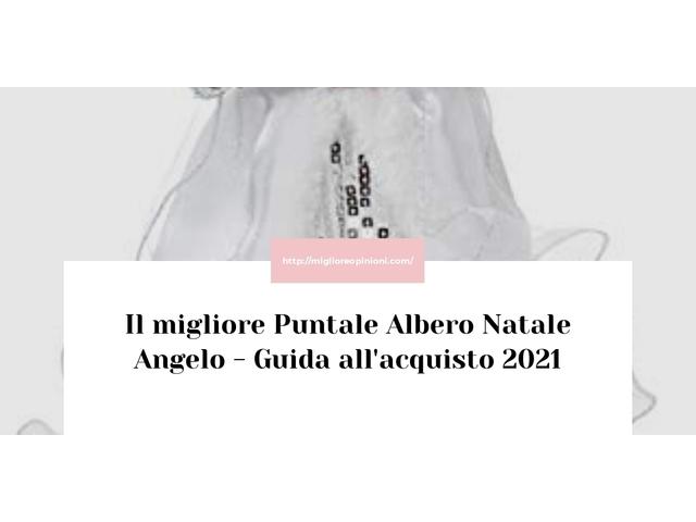 Le migliori marche di Puntale Albero Natale Angelo italiane