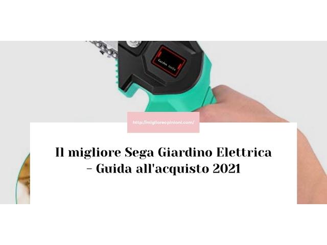 Le migliori marche di Sega Giardino Elettrica italiane