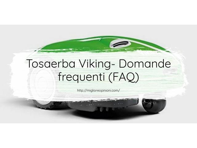 I più votati 10 tosaerba viking – Classifica 2020
