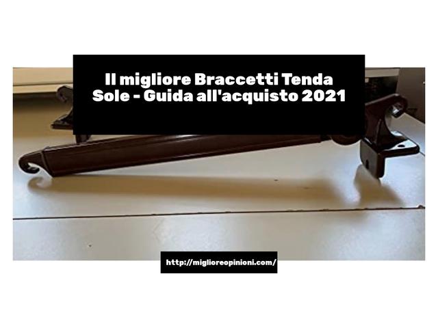 Le migliori marche di Braccetti Tenda Sole italiane