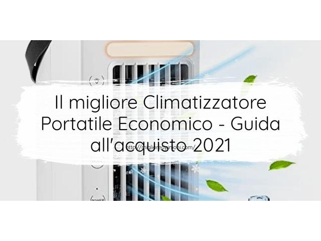 Le migliori marche di Climatizzatore Portatile Economico italiane