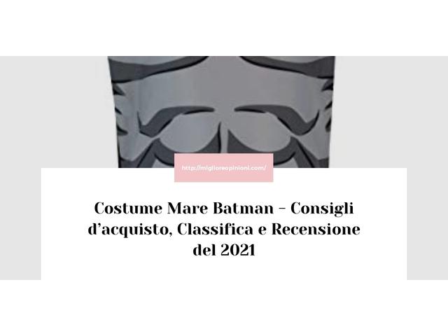 Costume Mare Batman : Consigli d'acquisto, Classifica e Recensioni