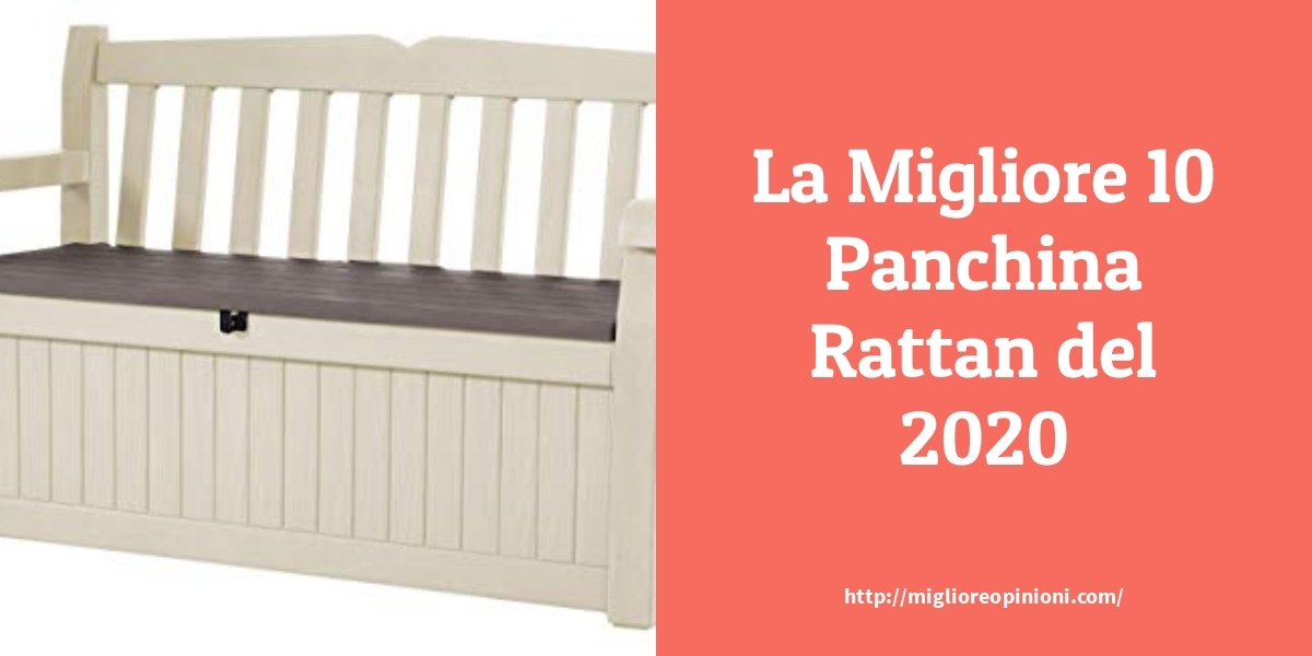 Poly-Rattan Da Giardino Panca Halden Panca cuscini antracite grigio