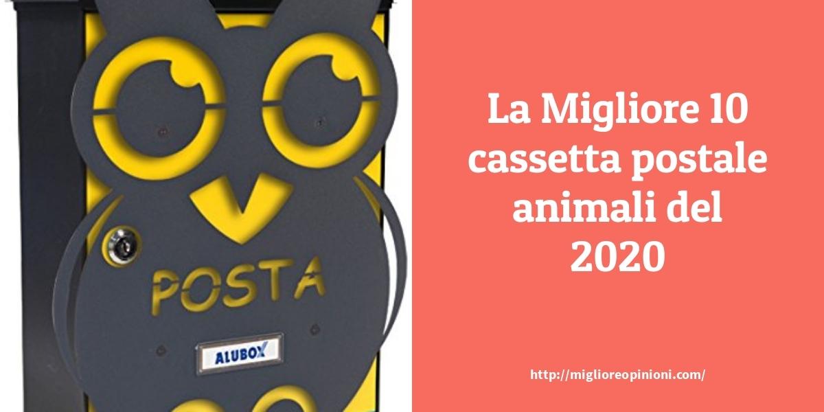 MILLE CASSETTA POSTALE /'GUFO/'