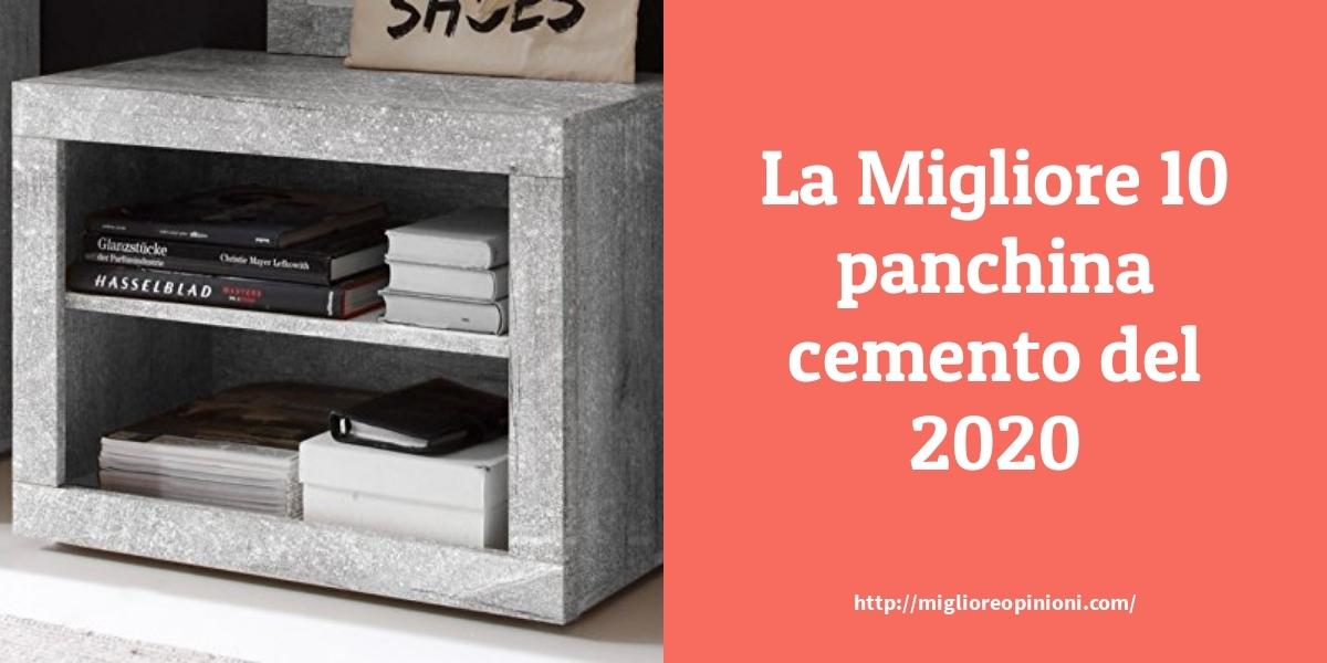 Maggiore 10 panchina cemento – Ecco quale scegliere en 2021