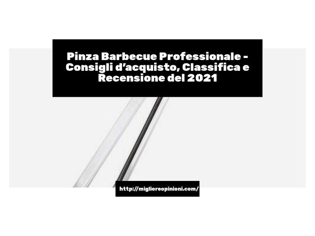 I migliori 10 pinza barbecue professionale – Opinioni, Recensioni, Prezzi en 2021