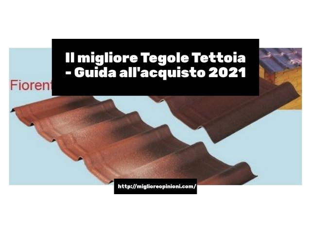 Le migliori marche di Tegole Tettoia italiane