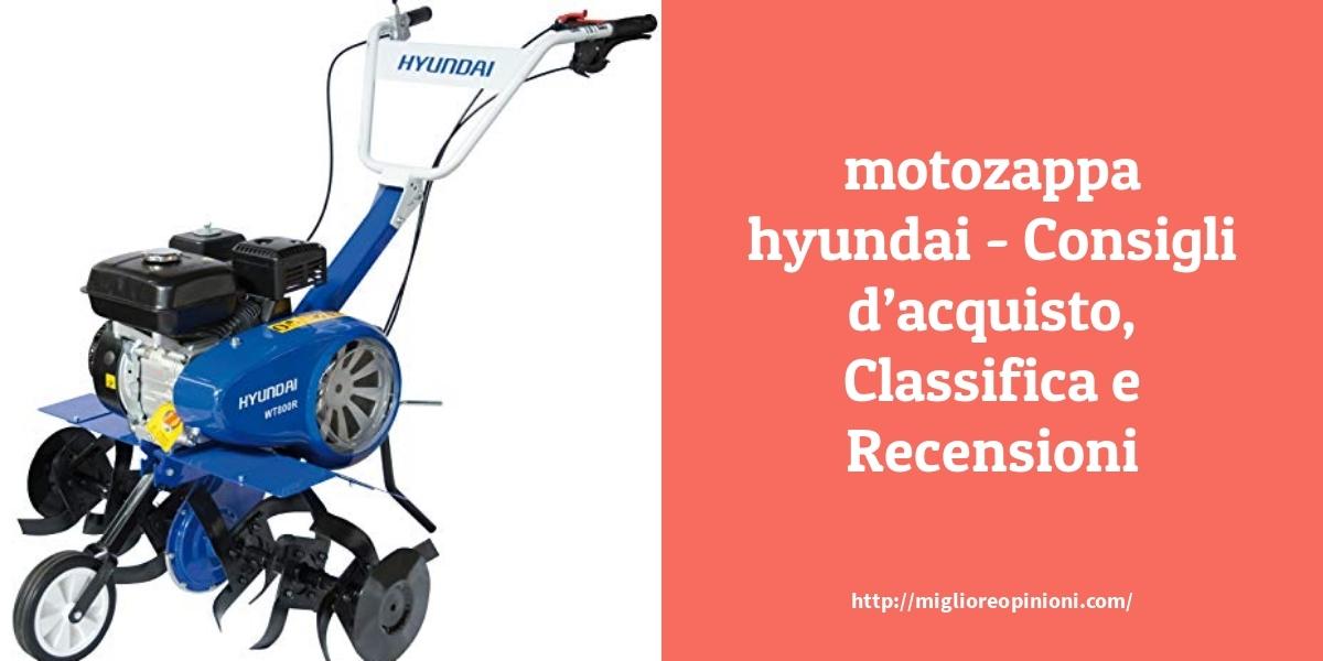 I migliori 10 motozappa hyundai – Confronti E Prezzi Di 2020