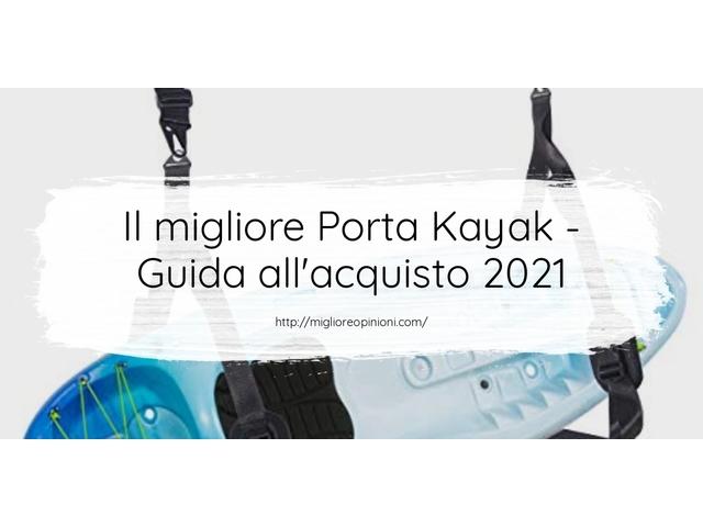 I più votati 10 porta kayak – per qualità, prezzo en 2021