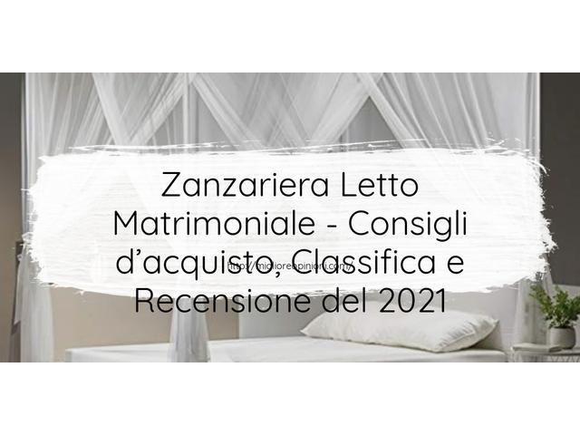 I migliori 10 zanzariera letto matrimoniale – Le migliori Marche en 2021