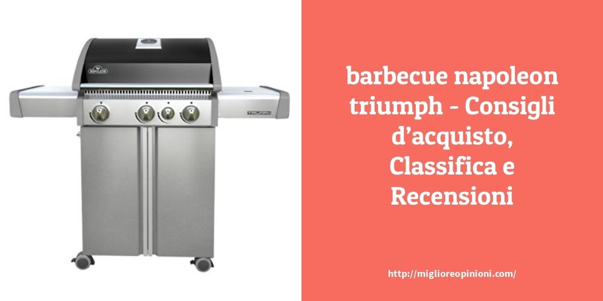 Maggiore 10 barbecue napoleon triumph – Opinioni, Recensioni, Prezzi en 2021