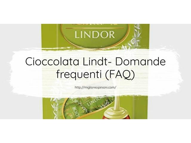 Maggiore 8 cioccolata lindt – Opinioni, Recensioni, Prezzi en 2021