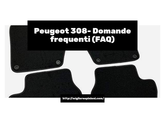 La top 10 Peugeot 308 – Consigli d'acquisto, Classifica e Recensioni del 2021