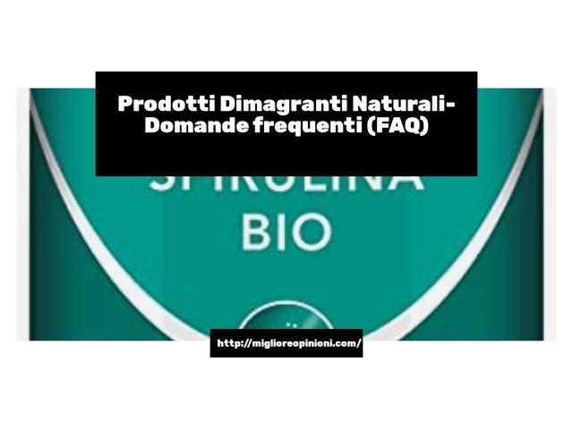 La top 10 Prodotti Dimagranti Naturali – Consigli d'acquisto, Classifica e Recensioni del 2021
