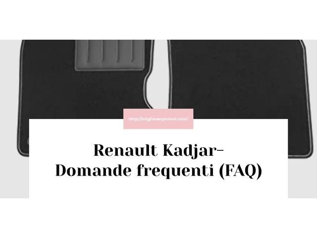 La top 10 Renault Kadjar – Consigli d'acquisto, Classifica e Recensioni del 2021