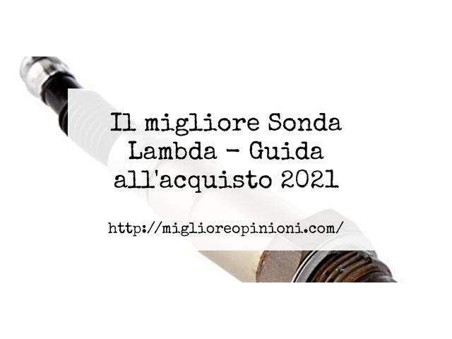 La top 10 Sonda Lambda – Consigli d'acquisto, Classifica e Recensioni del 2021