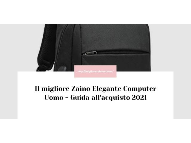 I più votati 10 zaino elegante computer uomo – Confronti E Prezzi Di 2020