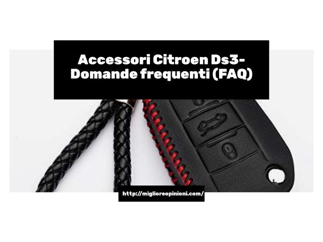 La top 10 Accessori Citroen Ds3 – Consigli d'acquisto, Classifica e Recensioni del 2021