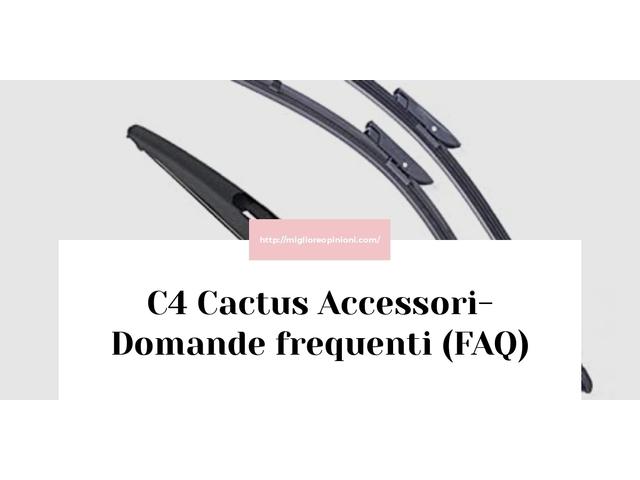 La top 10 C4 Cactus Accessori – Consigli d'acquisto, Classifica e Recensioni del 2021