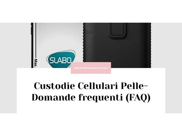 La top 10 Custodie Cellulari Pelle – Consigli d'acquisto, Classifica e Recensioni del 2021