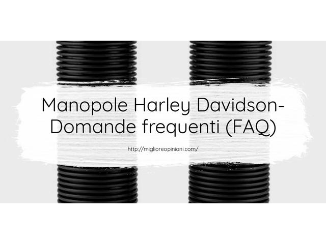 I migliori 10 manopole harley davidson – Consigli d'acquisto, Classifica e Recensioni