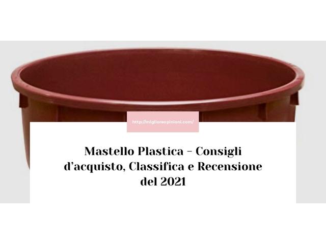 I migliori 10 mastello plastica – Opinioni, Recensioni, Prezzi en 2021