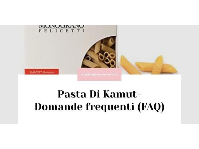 La top 10 Pasta Di Kamut – Consigli d'acquisto, Classifica e Recensioni del 2021