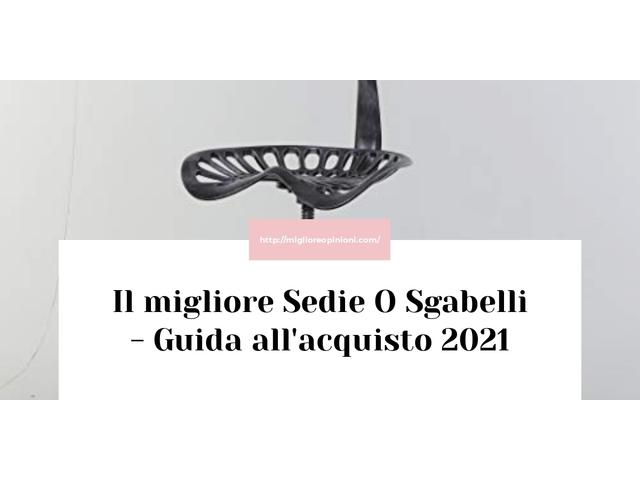 La top 10 Sedie O Sgabelli – Consigli d'acquisto, Classifica e Recensioni del 2021