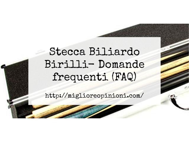 La top 4 Stecca Biliardo Birilli – Consigli d'acquisto, Classifica e Recensioni del 2021