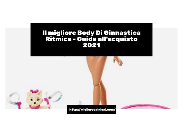 La top 8 Body Di Ginnastica Ritmica – Consigli d'acquisto, Classifica e Recensioni del 2021