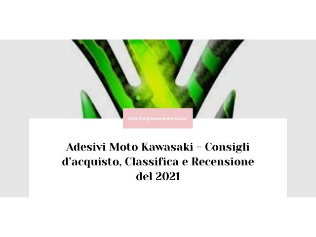 La top 10 Adesivi Moto Kawasaki – Consigli d'acquisto, Classifica e Recensioni del 2021