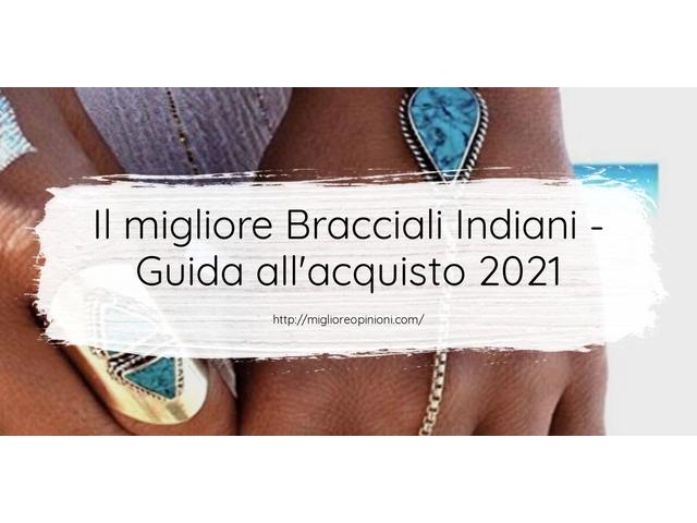 I migliori 10 bracciali indiani – le recensioni di tutti i modelli con offerte online en 2021