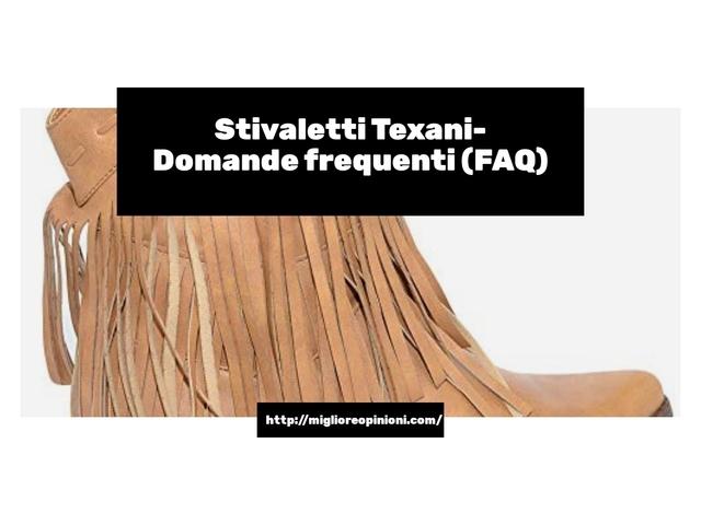 La top 10 Stivaletti Texani – Consigli d'acquisto, Classifica e Recensioni del 2021