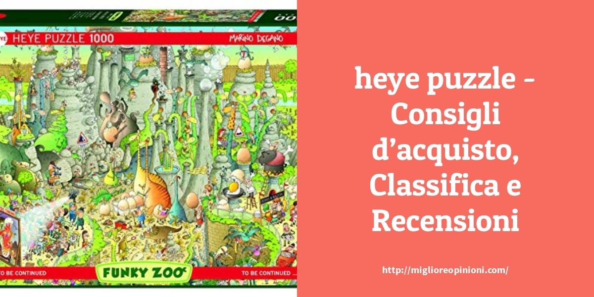 Consigliati 10 heye puzzle – Le migliori Marche en 2021
