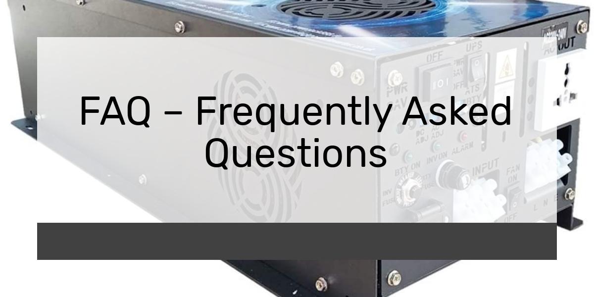 Recensione: Inverter cargador generatore 120 amp frequenza