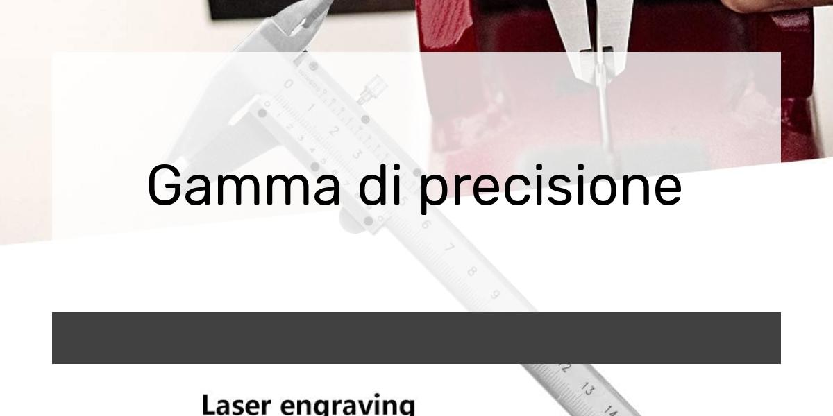 Gamma di precisione